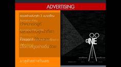 การสร้าง Vdo Advertising ตอนที่ 1