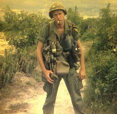 William J Jones of the 1st Cavalry Division (Airmobile) ~ Vietnam War