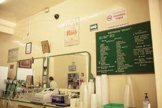 Mexico City: Nevería Roxy ice cream