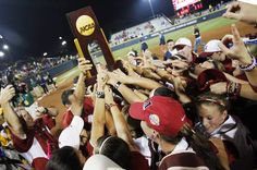 2012 NCAA Softball Champions: Alabama Crimson Tide