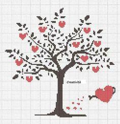 Árvore do amor...