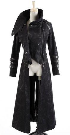 Zip Coat 2
