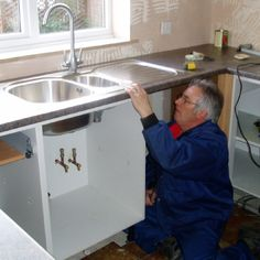 Kitchen   plumbers in Wirral  being a sensitive aspect is most diligently handled by them. They actually analyze the locations and the actual problem areas.