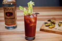Tito's Bloody Mary Recipe