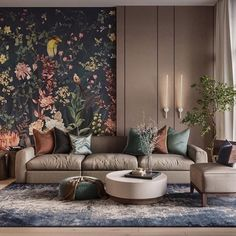 Write the first thing your eye fell on Interior Design: @ lesya. - Design Cointrend News House Design, Decor, Simple Interior, Interior Design, House Interior, Master Bedrooms Decor, Luxury Living Room, Living Room Decor Apartment, Interior