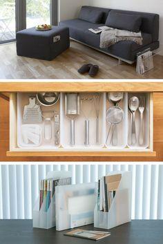 MUJI : une alternative IKEA pour des meubles, des accessoires et des rangements pratiques pour la maison