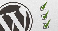 Como configurar o Wordpress: 5 coisas que você deve fazer depois da instalação | http://blog.hostgator.com.br/como-configurar-o-wordpress-5-coisas-que-voce-deve-fazer-depois-da-instalacao/
