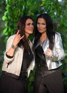 Sharon den Adel & Tarja Turunen