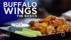 Print Buffalo Wings Author: The Blue Jean Chef, Meredith Laurence Serves: 2   Ingredients 2 pounds chicken wings 3 tablespoons butter, melted ¼ cup hot sauce (like Crystal or Frank's) salt, to taste Finishing Sauce: 3 tablespoons butter, melted ¼ cup hot sauce (like Crystal or Frank's) Instructions Air Fryer Directions: Prepare the chicken wings by cutting …