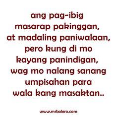 Love Sayings, Inspirational Quotes About Love, Best Love Quotes, Romantic Love Quotes, Love Quotes For Him, Love Words, Tagalog Quotes Patama, Tagalog Quotes Hugot Funny, Tagalog Love Quotes