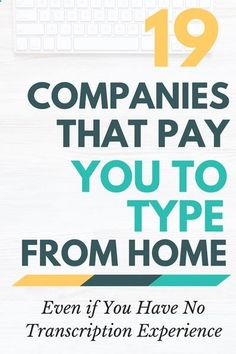 Ready to try your hand at work from home transcription? Heres 19 companies that are willing to hire beginners.http://workfromhomehappiness.com/19-transcription-jobs-online-for-beginners/