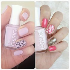 Plain nails?..Not today! Add a bit of charm to your mani at #Thenailplace with lots of cute nail art designs