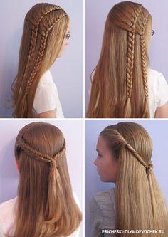 long hair style, just 4 u. ericdress.com
