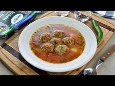 Ciorba de perisoare de post, ideala si pentru vegetarieni si vegani | JamilaCuisine - YouTube Curry, Ethnic Recipes, Celery, Food, Curries