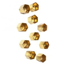Beehive Wall Play, Gold