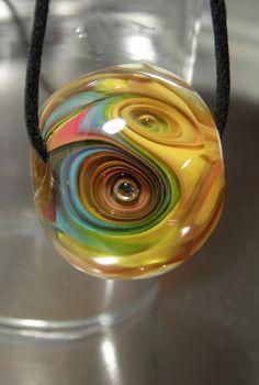 Rainbow Paws Bead by RASPBERRYRINGS on Etsy, £18.00