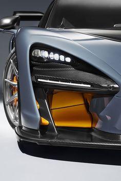 This Brand New Dandelion Yellow McLaren F1 Still Wears Its Plastic