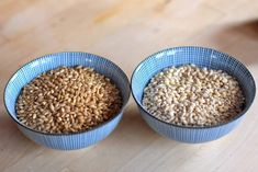 How To Cook Tender, Chewy Barley   Kitchn How To Cook Barley, How To Cook Rice, Cooking Barley, Barley Nutrition, Cheese Nutrition, Nutrition Guide, Nutrition Education, Quick Healthy Meals, Healthy Dessert Recipes