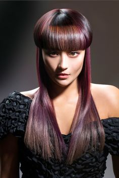 """Hair Awards – Color Zoom Challenge (Goldwell) 3. """"Partner Color"""""""