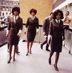 DEVOUTFASHION (kaylahraquel: The Supremes c. 1960s (via) My...)