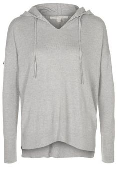 Jersey con capucha - gris