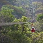 """Punta Mita is all about luxury and relaxation, but for anyone in search of a truly """"extreme"""" adventure — we have just the challenge for you: """"Extreme Adventure"""" Park from Vallarta Adventures"""