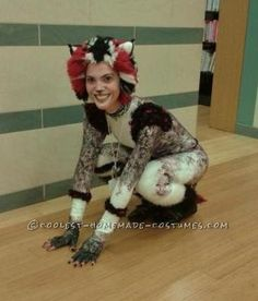 Coolest Cat Costume ...This website is the Pinterest of costumes