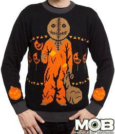 Trick r treat sweater