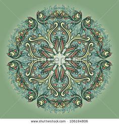 Mandala Art Stock Photos, Images, & Pictures   Shutterstock
