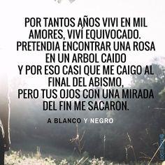 #ablancoynegro #letrasdecanciones #frases