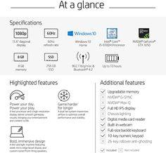HP Pavilion Gaming 15-Inch Micro-EDGE Laptop - Altech.electronics 💻 Laptop Deals, Hp Pavilion, Windows 10, Gaming, Electronics, Videogames, Game, Consumer Electronics