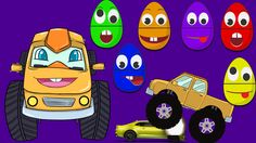 Monster Trucks Teaching Children Colors - Compilation Our monster trucks spend time teaching children a bunch of the colors of the rainbow inside of this com. Monster Truck Videos, Monster Trucks, Teaching Kids, Kids Learning, Toddler Videos, Truck Videos For Kids, Cool Kids, Kids Fun, Compilation Videos