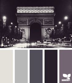 Parisian tones - greys