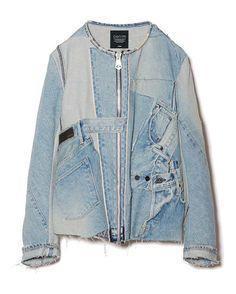 KURO 2016年春夏デニムコレクションよりジャケットやコートなどトップスアイテムの紹介 - 写真4