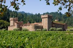 Castello Di Amorosa Is One of the Most Amazing Napa Valley Wineries   The Wine Country Inn