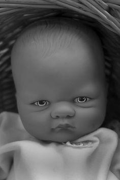 baby face. lynnwood, washington. note: nothing to note.