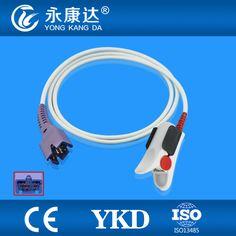 Masimo medical machine  reusable  adult finger clip sensor for pulse oximeter medical 1M/7P