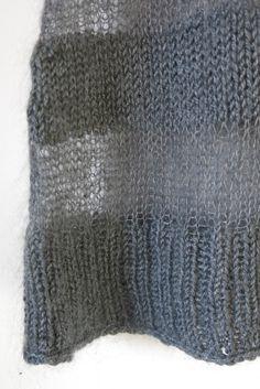 Mountain Everlasting Sweater knitting pattern by Littletheorem on Folksy