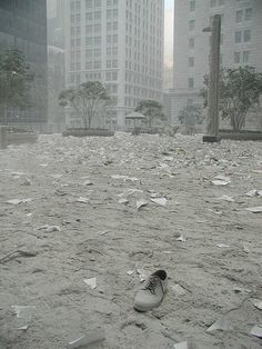 9/11 - Beyond sad, beyond belief - looks like the end of the world.