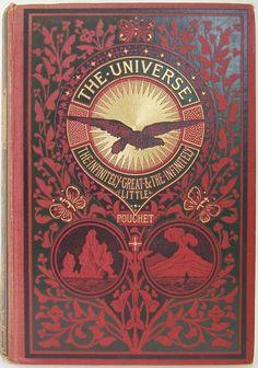The Universe ... F.A.Pouchet    1885