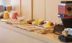 Desayuno continental de cortesía de L-V de 6:00 a 10:00 am y S-D de 7:00 a 11:00 am - City Express Zacatecas