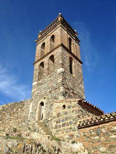 Mezquita de Almonaster la Real, Huelva.