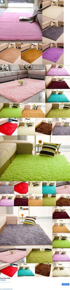Kids Rugs: Super Soft Modern Shag Area Rug Living Room Carpet Bedroom Rug For Children Play BUY IT NOW ONLY: $18.96 #priceabateKidsRugs OR #priceabate