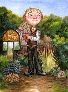 Neville Longbottom by http://feliciacano.deviantart.com/art/Neville-Longbottom-209621587
