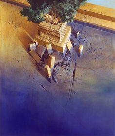 """Titolo """"Cono d'ombra"""" 2001"""