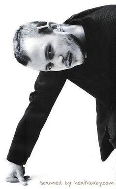 Heath Ledger te amo!!