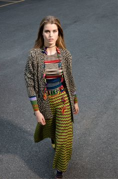 Missoni Resort 2018 Fashion Show Collection