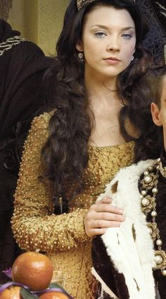 The Tudors- Anne Boelyn- my favorite!!!