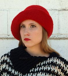 pattern for felted hat