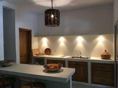 VILLA TERANGA - The small side, N'gaparou, ... - HomeAway Pool Bathroom, Bathroom Toilets, Living Room Kitchen, Kitchen Dining, African Hut, Kitchen Refrigerator, Stove Oven, High Walls, New Construction